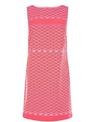 ASOS Fashion Finder | Rebecca Fluro Scallop Shift Dress