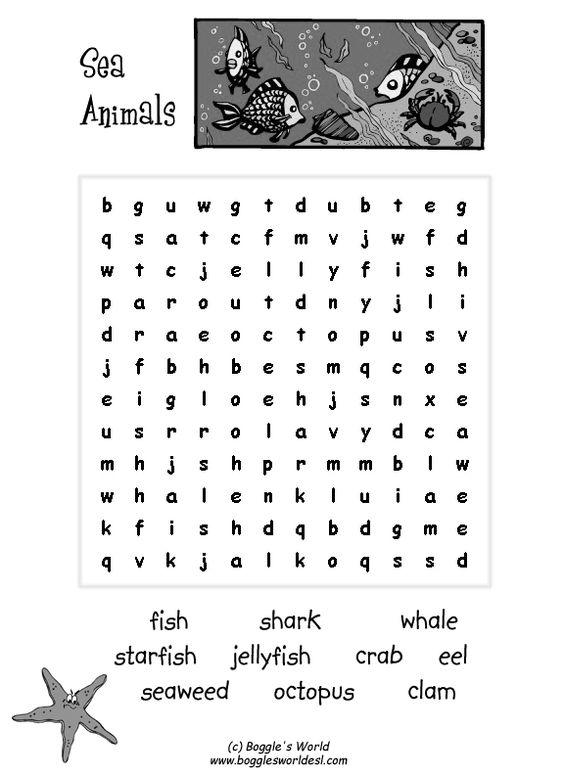 Subtraction Worksheets jungle subtraction worksheets : sea life worksheets | Farm Animals Jungle Animals Jungle AnimalsII ...