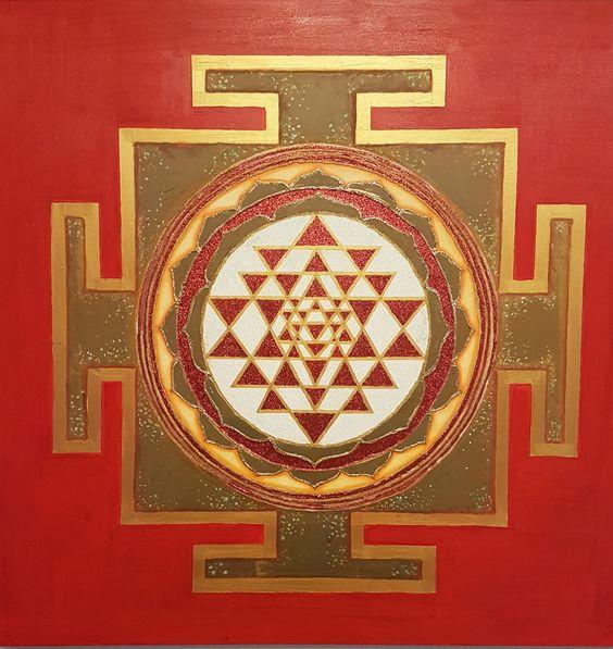 yantra of Tripura Sundari