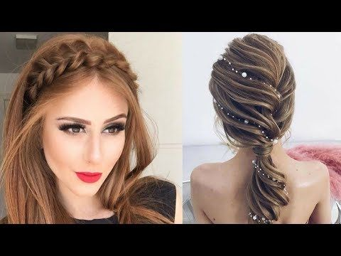 Best Hairstyles For Girls Hairstyle Video Tutorial 3 Youtube Cool Hairstyles For Girls Hair Videos Cool Hairstyles