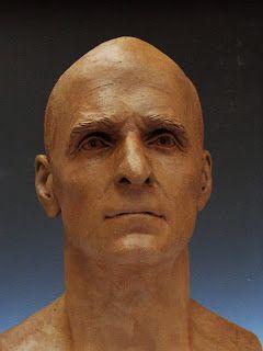 Custom Bust Portrait Sculpture. www.pradoportraits.com