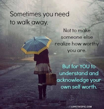 sometimes you need to walk away life quotes quotes quote storm girl life wise advice wisdom life lessons umbrella. street: