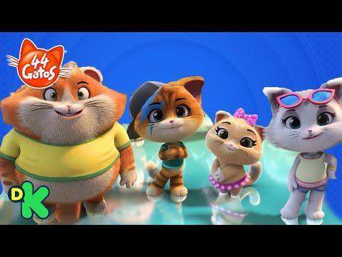 Nova Serie 44 Gatos Discovery Kids Brasil Youtube Com