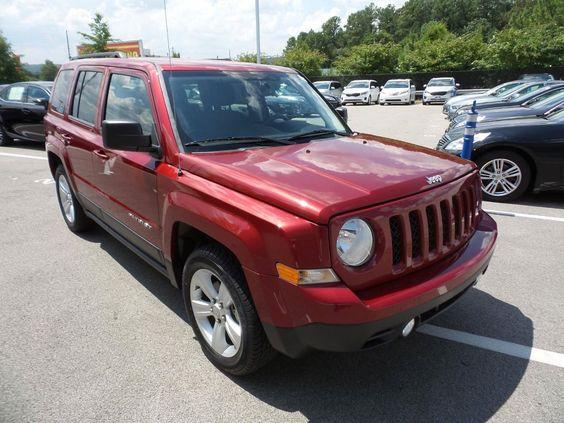 2012 Jeep Patriot Latitude: $13,998/ 34K !!