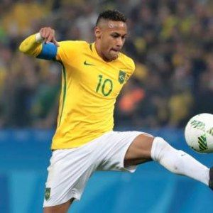neymar s'illustre en demi-finale des JO de RIO