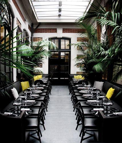 Restaurant quot café artcurial paris by gilles