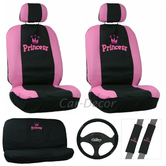 Penguin Car Seat Covers