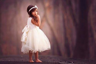 Vestidos tejidos de niña tejidos