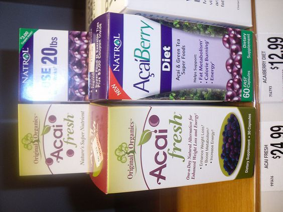 Two different acai berry weight loss and detox supplements.    Compare colon cleanse products and read real reviews. Go visit www.bestcoloncleansing.com     Start Burning Fat now, by eating the Right kinds of Food and Cut Out the Foods never to eat. Try the risk free trial to find out if it works for you .......