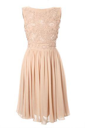 French Connection Stella Silk Dress: