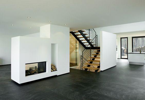 Moderne, innovative Luxus Interieur Ideen fürs Wohnzimmer