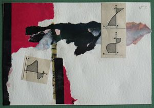 mailart or not- curve, Marino Rossetti