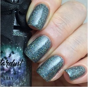 Esmaltes da Kelly- Stardust- Gray