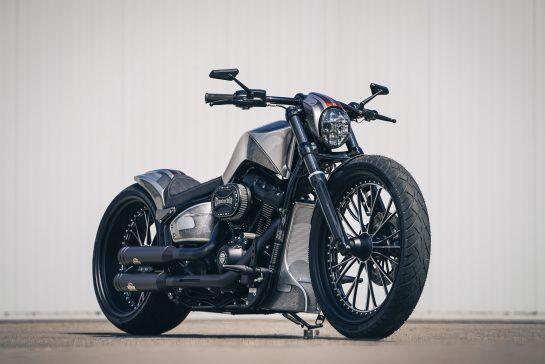 Thunderbike Iron Man Custombike Harley Davidson Gallery Softail Iron Man Harley Davidson