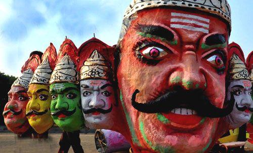 Dalits Celebrate 'Ravana Mela' to Oppose Dussehra