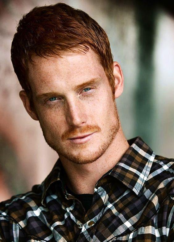 Redhead Actor 95