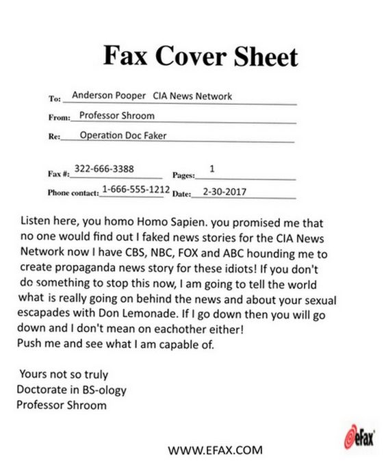 Exposing   Fax Cover Letter Doc  Fax Cover Letter Doc