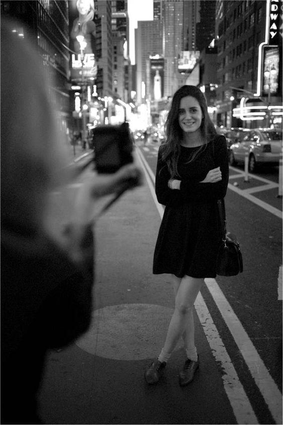 Fashion blogger. Gala González