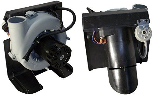 Bradford White Water Heater Exhaust Blower 117524 00 110519 00 Fasco W3 Water Heater Water Heater Parts Heater