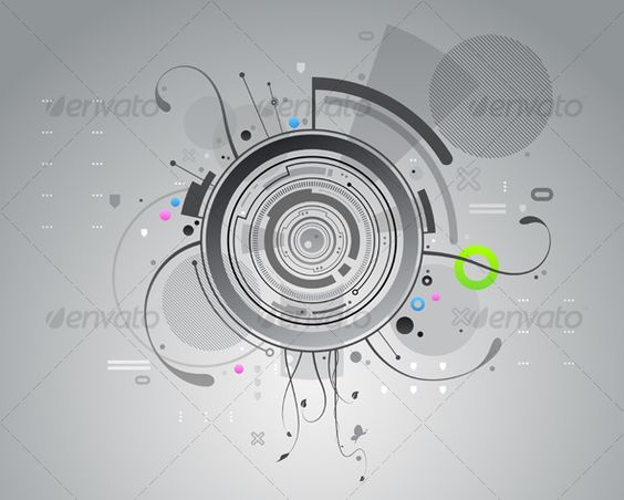 Realistic Graphic DOWNLOAD (.ai, .psd) :: http://vector-graphic.de/pinterest-itmid-1000047860i.html ... Gray abstract background ...  abstract, background, circles, concentric, design, desktop wallpaper, futuristic, gray, modern, silver, techno, texture, wallpaper  ... Realistic Photo Graphic Print Obejct Business Web Elements Illustration Design Templates ... DOWNLOAD :: http://vector-graphic.de/pinterest-itmid-1000047860i.html
