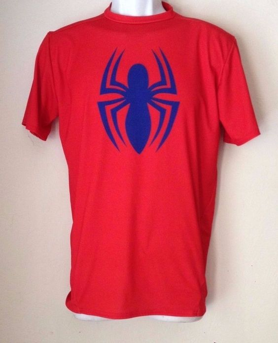 UNDER ARMOUR COMPRESSION SHIRT T-SHIRT TIGHT ALTER EGO SPIDERMAN XL #UnderArmour #ShirtsTops