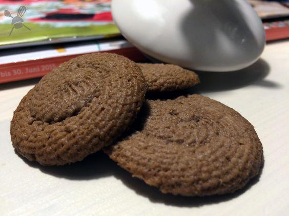 Nutellakekse Nutellacookies