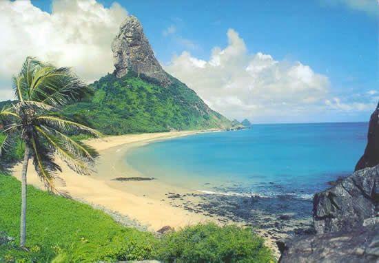 most beautiful beaches in the world Fernando de Noronha. Brazil