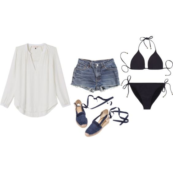 """Going on holiday"" by sssttle on Polyvore"