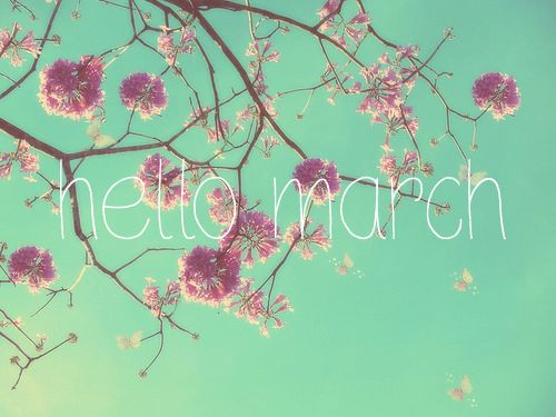 Hello March Pictures, Photos, and Images for Facebook, Tumblr, Pinterest, and Twitter: