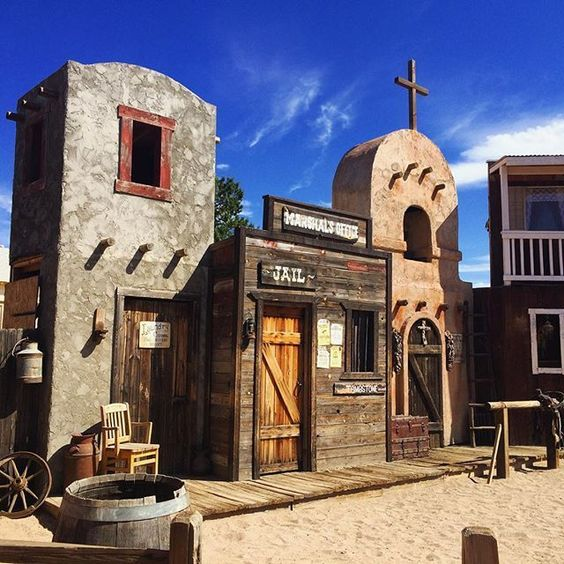 *TOMBSTONE, ARIZONA ~ Relive the exciting times of the Old West with historical tours, shoot-outs, reenactments, a walk through Boothill Graveyard and more! (Click on the pin for more info and additional things to do in the Tucson, AZ area - Photo via Instagram by@chikasa55)