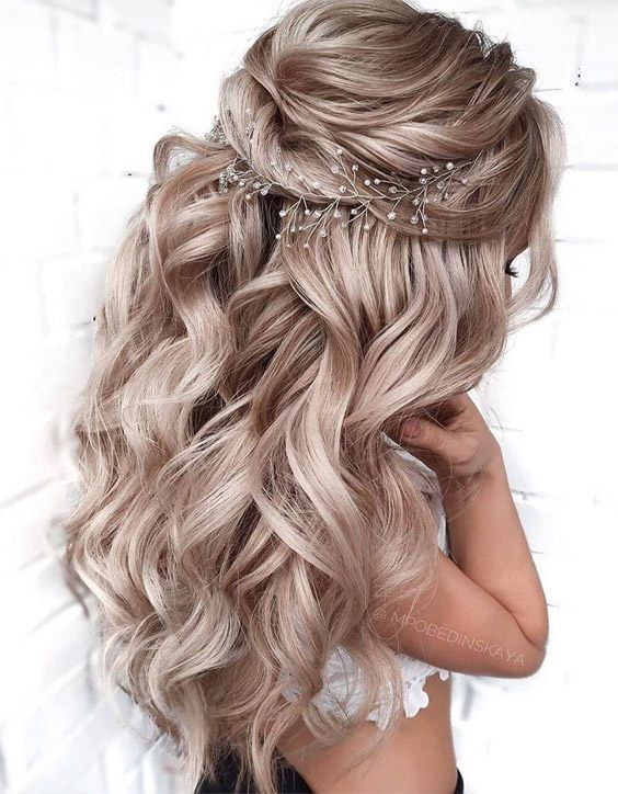 Braided Hairstyles You Can Do At Home Braided Hairstyles Child Braided Hairst Braided In 2020 Hair Vine Wedding Bridal Hair Vine Bridal Hair Pieces