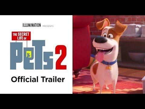The Secret Life Of Pets 2 Trailer Oficial 2019 Secret Life Of