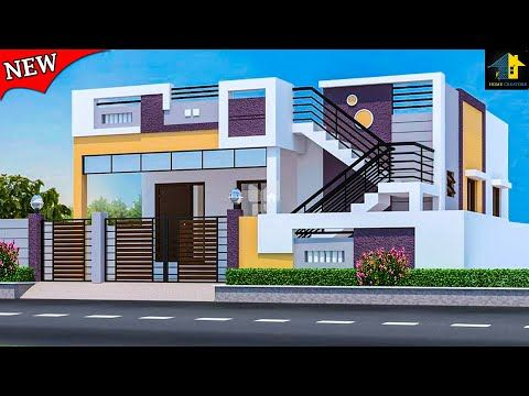 Best Modern Small House Elevation Designs 2020 Front Elevation Design For S Small House Elevation Design Small House Front Design Small House Design Exterior