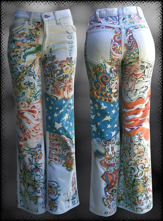 Chris du0026#39;elia Wearable art and Jeans on Pinterest