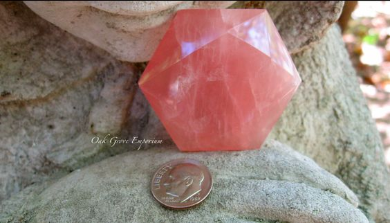 Rose Quartz Star