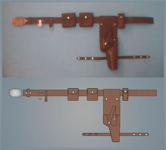 han solo belt - making this for sure!