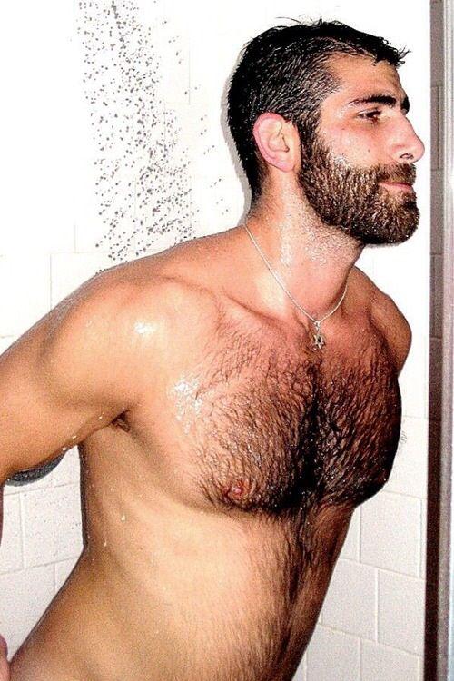 Showers Hairy Teens 68