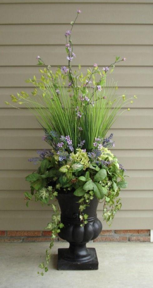 Ideas for flower pots!