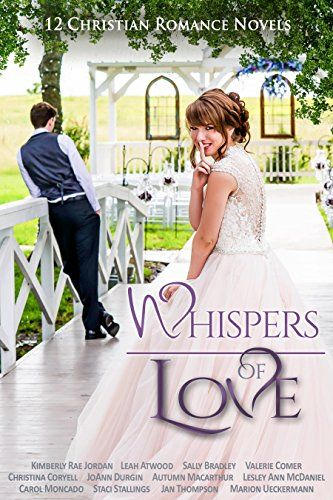 Whispers of Love: 12 Christian Romance Novels by Kimberly Rae Jordan http://www.amazon.com/dp/B01DMH1FME/ref=cm_sw_r_pi_dp_CGe.wb189VJ7D