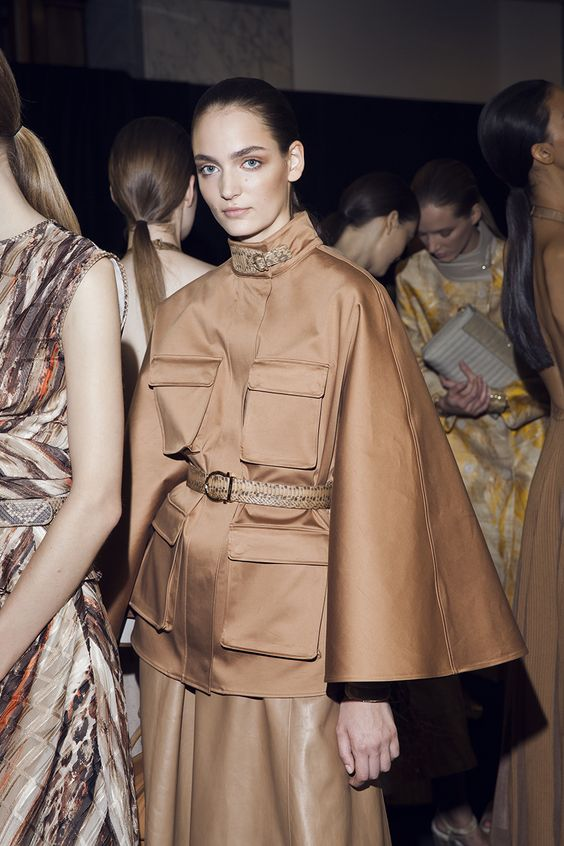 BACKSTAGE: SALVATORE FERRAGAMO S/S '15