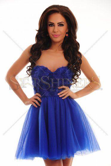 Rochie Celestial Dance Blue