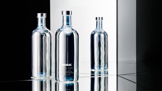Absolut Electrik — The Dieline - Branding & Packaging