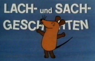 Sendung mit der Maus,das hab ich als Kind auch so gerne gesehen!