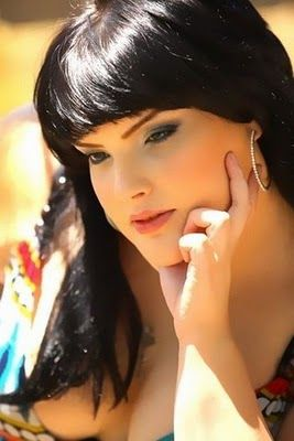 Moran Barannes - Miss Fat & Beautiful Israel 2009