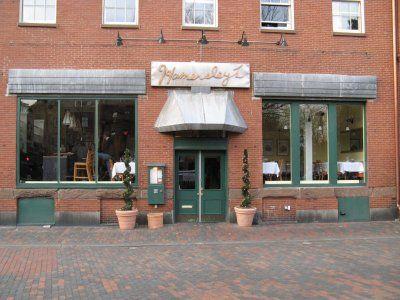 Hamersley's Bistro, Boston