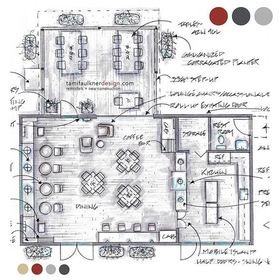 coffee shop floor plans and floors on pinterest traditional furnitures coffee shop design layout floor