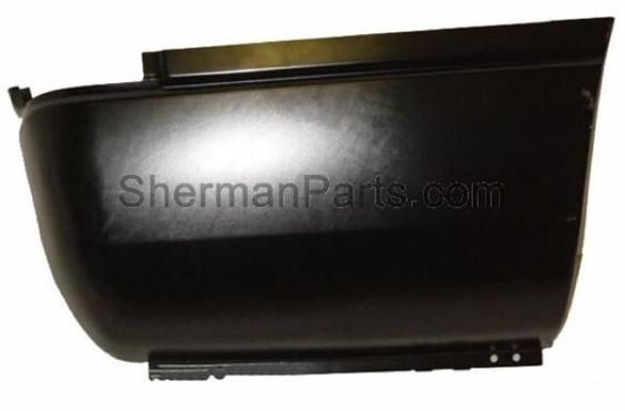RH Quarter Panel Lower Rear Section 6ft Box Old Style Dodge Pickup R1500 94-01; R2500/3 500 94-02