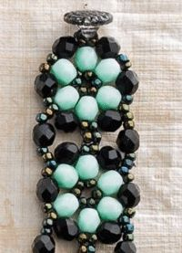 Start Designing Your Own Beaded Jewelry, Part 2: Right-angle Weave Base - Daily Blogs - Beading Daily