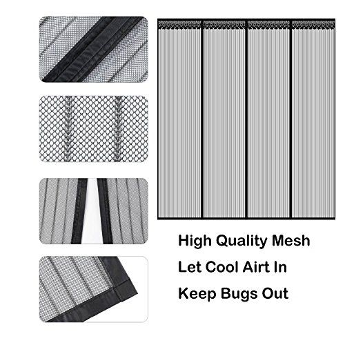 Snap On Screens 10x8 Garage Screen Garage Screen Door Magnetic Screen Door Garage Door Insulation Kit