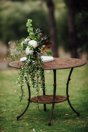 Photo from VENISSA & DARREN GOT HITCHED! collection by Fiona Vail Photography   Flowers and Styling by Chic Rustique www.chicrustique.com.au